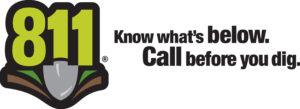 OUPS Call 811 Logo