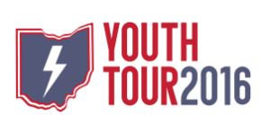 Youth Tour 2016 Logo