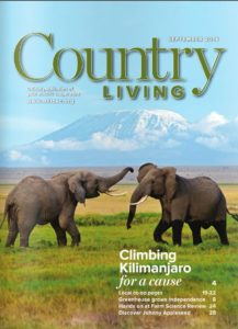 Country Living cover image