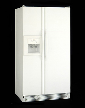 Image of refrigerator for $100 Refrigerator Rebate program