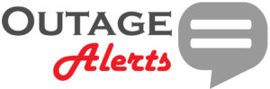 logo for outage alerts