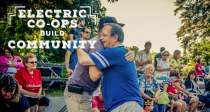 Electric co-ops build community