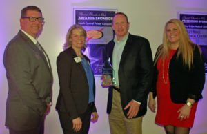 Pickerington Chamber Award