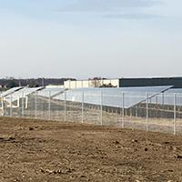 OurSolar array in Lancaster