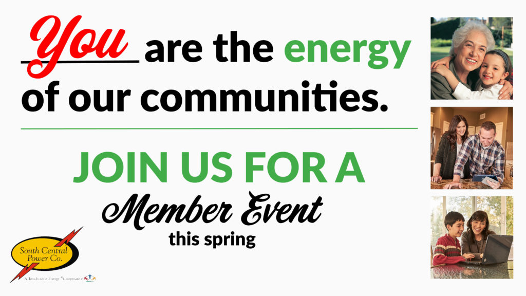 Join us for member events