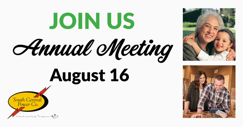 Annual Meeting August 16