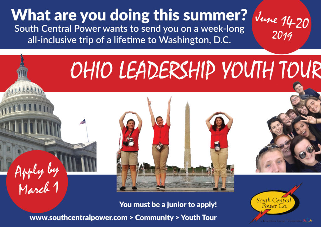 Join the Youth Tour