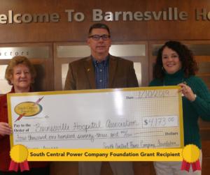 Foundation Grant Recipient Barnesville Hospital