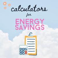 calculators for energy savings