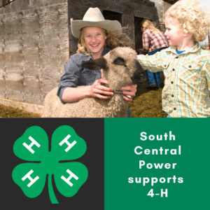 South Central Power supports  4-H